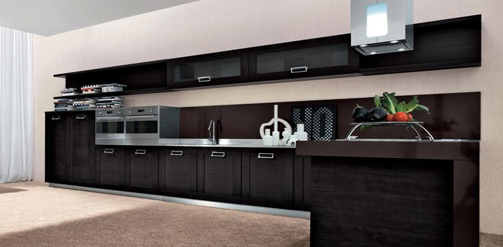 Sc nario concept les cuisines design et haut de gamme for Cuisine integree haut de gamme